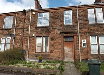 Thumbnail 1 bedroom flat to rent in Old Mill Road, Kilmarnock