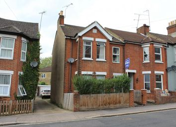 Thumbnail 4 bed semi-detached house for sale in York Road, Aldershot