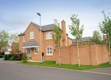 Thumbnail 4 bed property for sale in Telford Close, Latchford, Warrington