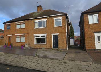 3 bed semi-detached house for sale in Rockwood Crescent, Hucknall, Nottingham NG15