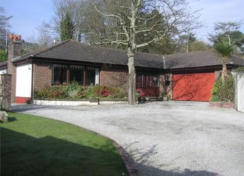Thumbnail 4 bedroom detached bungalow for sale in Swanpool, Falmouth