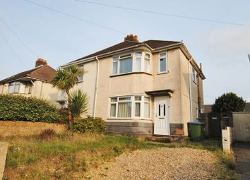 Thumbnail 3 bed semi-detached house to rent in Kathleen Road, Southampton
