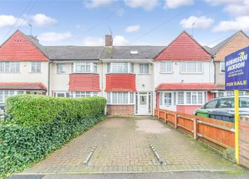 Thumbnail 4 bedroom terraced house for sale in Longhill Road, Catford
