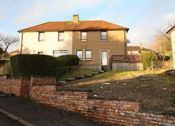 Thumbnail 3 bed semi-detached house for sale in Tower View, Sauchie, Alloa