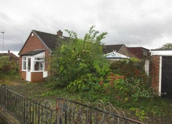 Thumbnail 2 bed semi-detached bungalow for sale in Timperley Lane, Leigh, Lancashire