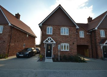 Thumbnail 3 Bed Link Detached House For Sale In Howden Green Steventon Abingdon