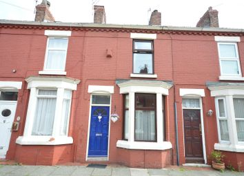 Thumbnail 2 bed terraced house for sale in Bellmore Street, Garston, Liverpool