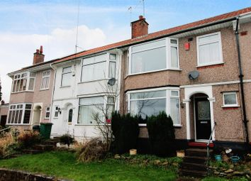 3 bed terraced house for sale in Humberstone Road, Coundon, Coventry CV6