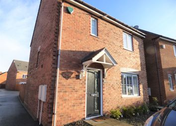 Thumbnail 3 bedroom detached house for sale in Cloverfield, West Allotment, Newcastle Upon Tyne