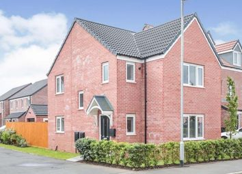Thumbnail 3 bed detached house for sale in Bluebell Wood Lane, Clipstone Village, Mansfield