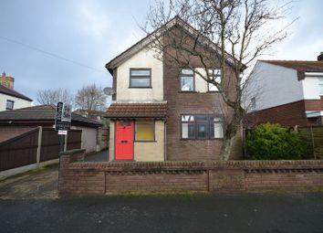Thumbnail 3 bed detached house for sale in 37 Hayfield Avenue, Poulton-Le-Fylde, Lancs