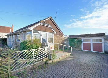 Thumbnail 2 bed detached bungalow for sale in Hillmead, Bay Road, Gillingham, Dorset