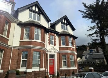 Thumbnail 2 bed flat to rent in Thornhill Road, Mannamead, Plymouth