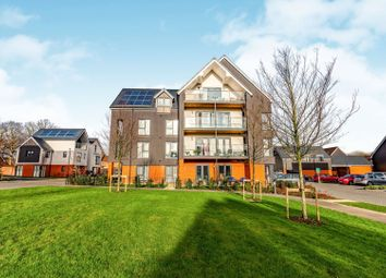 Thumbnail 2 bed flat for sale in 33 Huxley Drive, Oxted