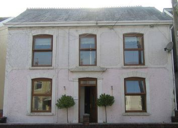 Thumbnail 4 bedroom detached house for sale in New Road, Ystradowen, Swansea