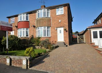 3 bed semi-detached house for sale in Windsor Drive, Wingerworth, Chesterfield S42