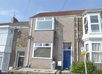 Thumbnail Terraced house for sale in Cromwell Street, Mount Pleasant, Swansea