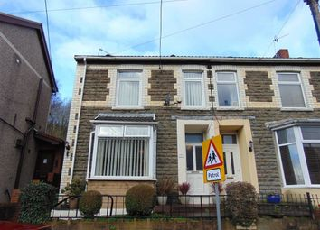 Thumbnail 3 bed semi-detached house for sale in Greenfield Terrace, Abercynon, Mountain Ash