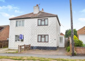 Thumbnail 2 bed semi-detached house for sale in Rothley Road, Mountsorrel, Loughborough
