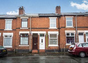 Thumbnail 2 bed terraced house for sale in Cliff Street, Smallthorne, Stoke-On-Trent