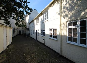 Thumbnail 1 bedroom flat for sale in Laburnum Court, 179 Horninglow Street, Burton