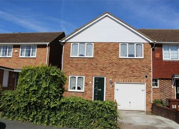 Thumbnail 3 bed end terrace house for sale in Ellison Way, Rainham, Kent