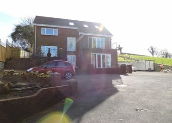 Thumbnail 4 bed detached house for sale in Heol Blaengwastod, Llangunnor, Carmarthen