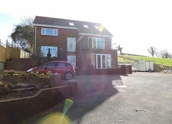 Thumbnail 4 bed detached house for sale in Heol Blaengwastod, Llangunnor, Carmarthen