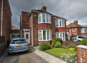 Thumbnail 3 bedroom semi-detached house for sale in Robsheugh Place, Fenham, Newcastle Upon Tyne