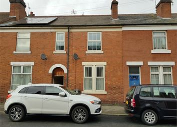 Thumbnail 2 bed terraced house to rent in Walker Street, Burton-On-Trent, Staffordshire