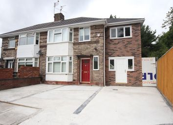 Thumbnail 4 bed semi-detached house to rent in Lanfranc Way, Childwall, Liverpool