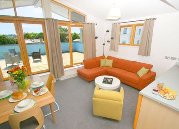 Thumbnail 2 bedroom flat to rent in Chy Bre, Tresawya Drive, Truro