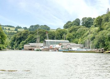 Thumbnail  Property for sale in Creekside Boatyard, Dartmouth, Devon