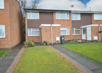Thumbnail 2 bed maisonette for sale in Overton Close, Hall Green, Birmingham