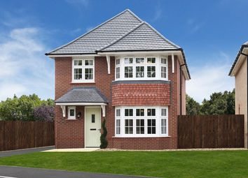 Thumbnail 4 bed detached house for sale in Priory Park, Tixall Road, Stafford, Staffordshire