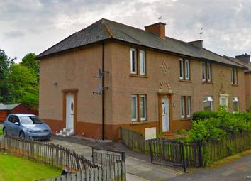 Thumbnail 2 bed flat to rent in Small Crescent, Blantyre, Glasgow