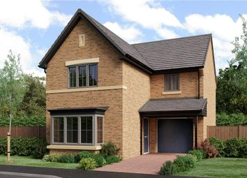 "Thumbnail 3 bedroom detached house for sale in ""The Malory"" at School Aycliffe, Newton Aycliffe"