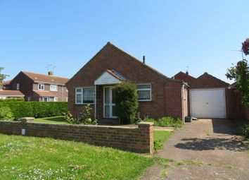 Thumbnail 2 bed detached bungalow for sale in Oakwood Avenue, West Mersea, Colchester
