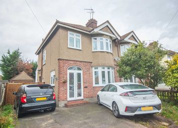 Thumbnail 3 bed semi-detached house for sale in Pentland Avenue, Chelmsford