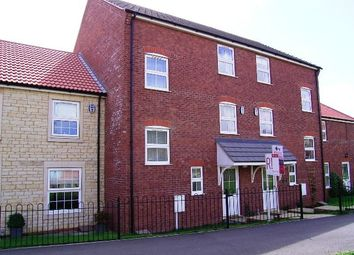 Thumbnail 4 bed town house to rent in Blackfriars Road, Lincoln