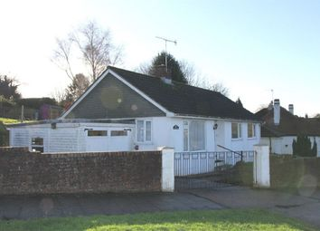 Thumbnail 3 bed bungalow to rent in Churchfield Way, Ashford, Kent