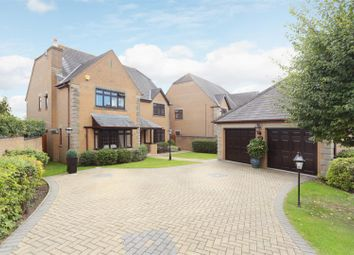 Thumbnail 5 bed detached house for sale in Chevalier Close, Middleleaze, Swindon