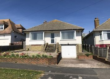 Thumbnail 2 bedroom bungalow for sale in Wicklands Avenue, Saltdean, Brighton, East Sussex