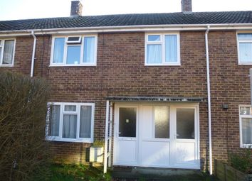 Thumbnail 3 bed terraced house to rent in Montfort Close, Canterbury