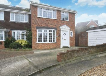 Thumbnail 3 bed semi-detached house for sale in Nightingale Avenue, Seasalter, Whitstable