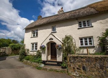 Thumbnail 2 bed cottage for sale in Drewsteignton, Exeter