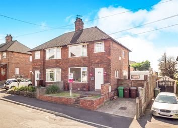 Thumbnail 3 bedroom semi-detached house for sale in Orville Road, Nottingham