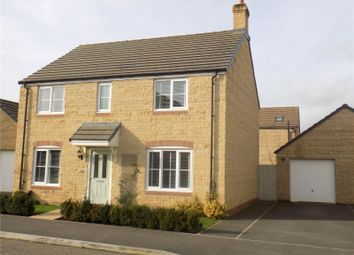 Thumbnail 4 bed detached house for sale in Fitzgerold Avenue, Highworth, Swindon, Wiltshire