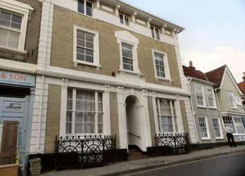 Thumbnail 2 bedroom flat to rent in Church Street, Saffron Walden