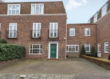 Thumbnail 5 bedroom town house to rent in The Marlowes, St Johns Wood NW8,